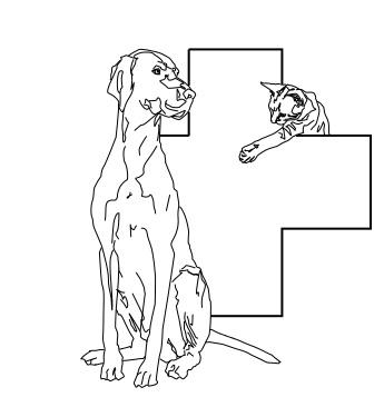 Mobiele Dierenkliniek Blaricum logo